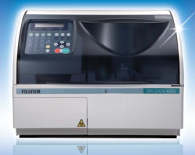Stormoff — exclusive representative of FUJIFILM equipment for biochemical analysis.