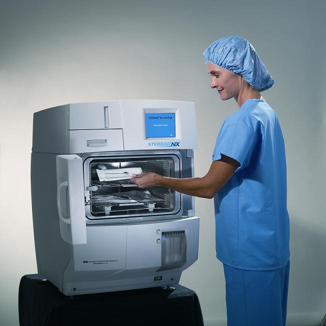 Плазменный метод стерилизации фото