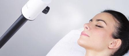 аппарат для распаривания кожи