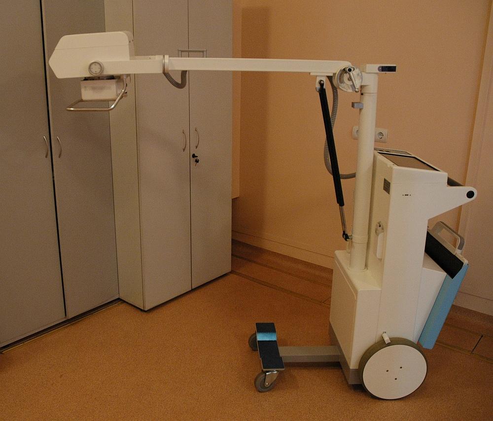 Медицинский палатный аппарат