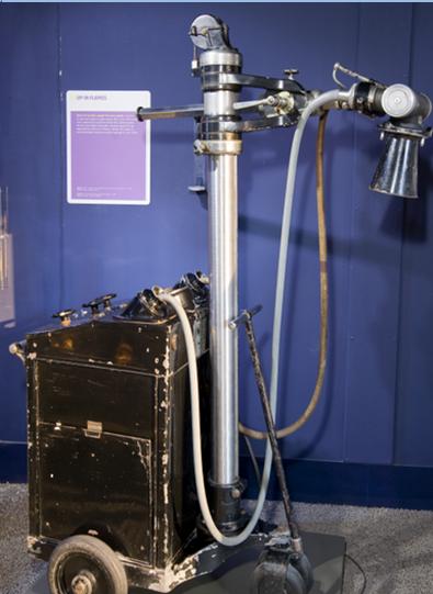 Палатный рентгеновский аппарат A.E. DeanandCo. Ltd