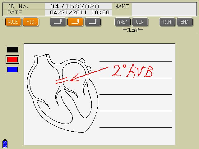 Интерактивный ввод данных на экране Cardisuny C-320