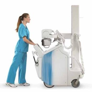 Цифровой палатный рентгеновский аппарат
