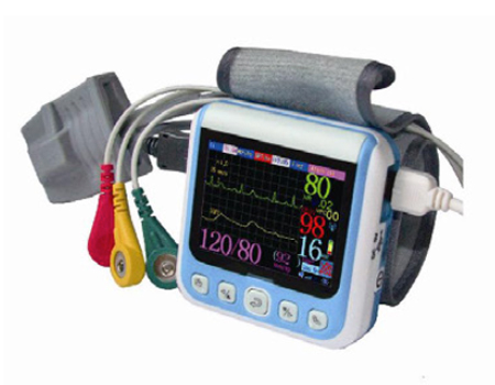 Apnea monitor for adults