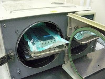 Автоклав для стерилизации в стоматологии