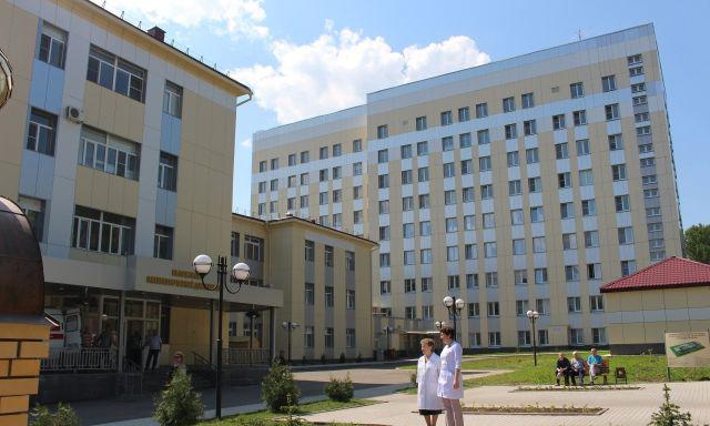 Онкодиспансер во Владимире