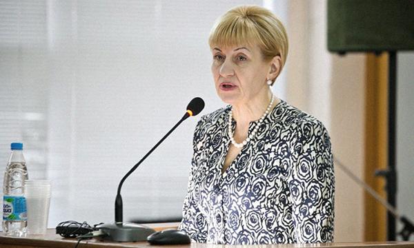Министр здравоохранения Оренбургской области