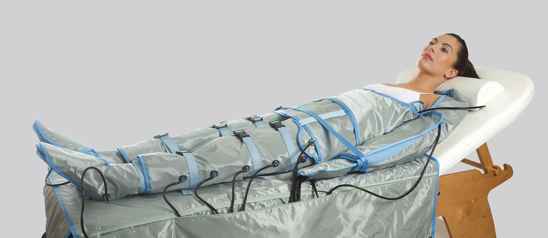 Аппаратный и мануальный лимфодренаж (прессотерапия отзывы, какие) 66