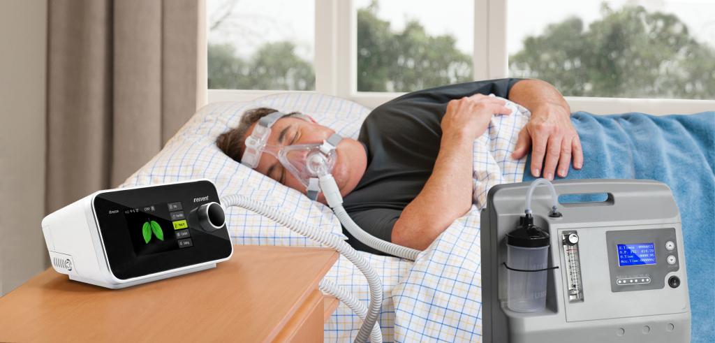 Использование кислородного оборудования в домашних условиях